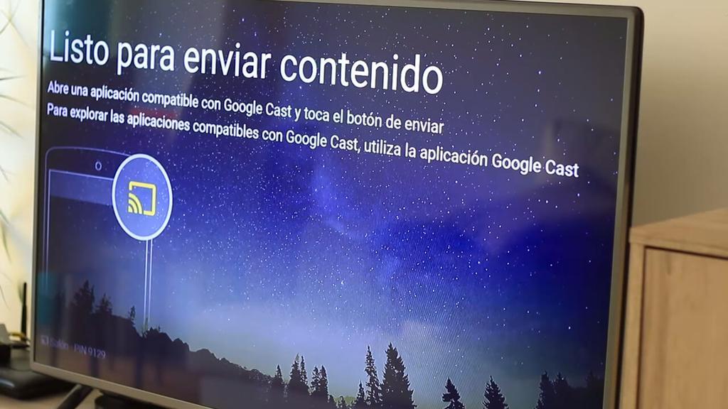 google chromecast 2 conectado