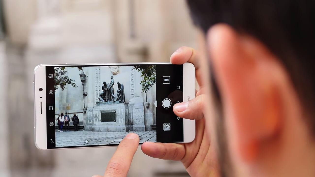 Huawei Mate 9 galeria zoom 2