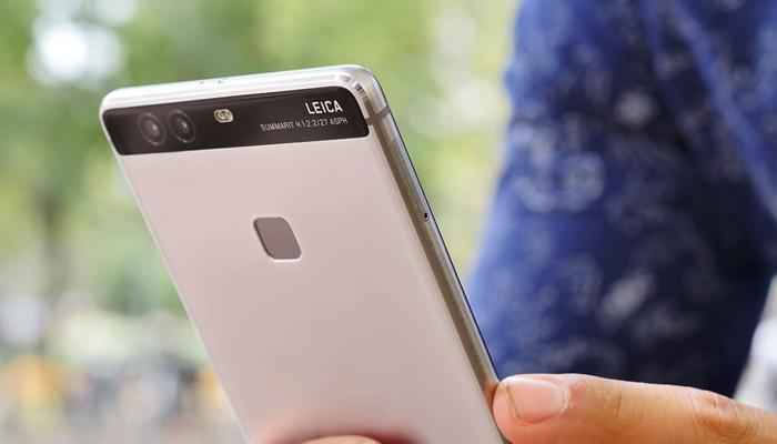 Aspecto del Huawei P9 Plus