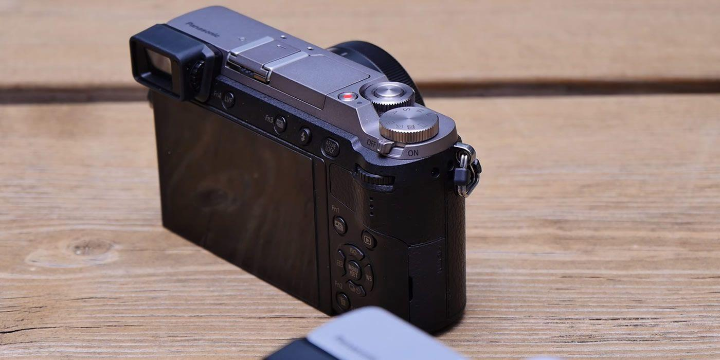 Panasonic Lumix GX80