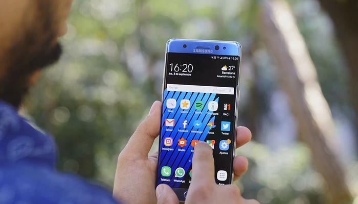 Rendimiento del Samsung Galaxy Note 7