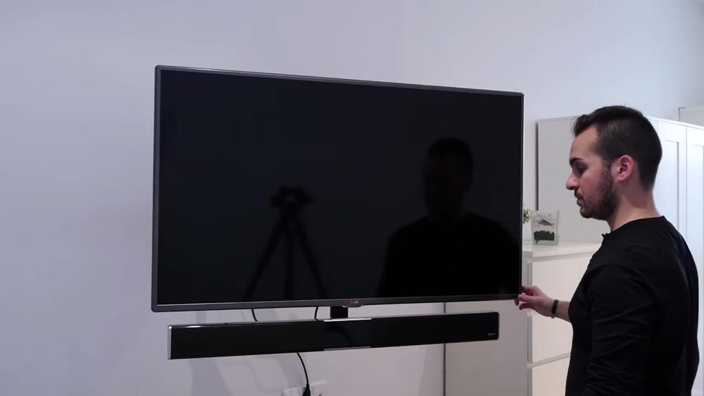 vogel's soporte premium para tv movimiento