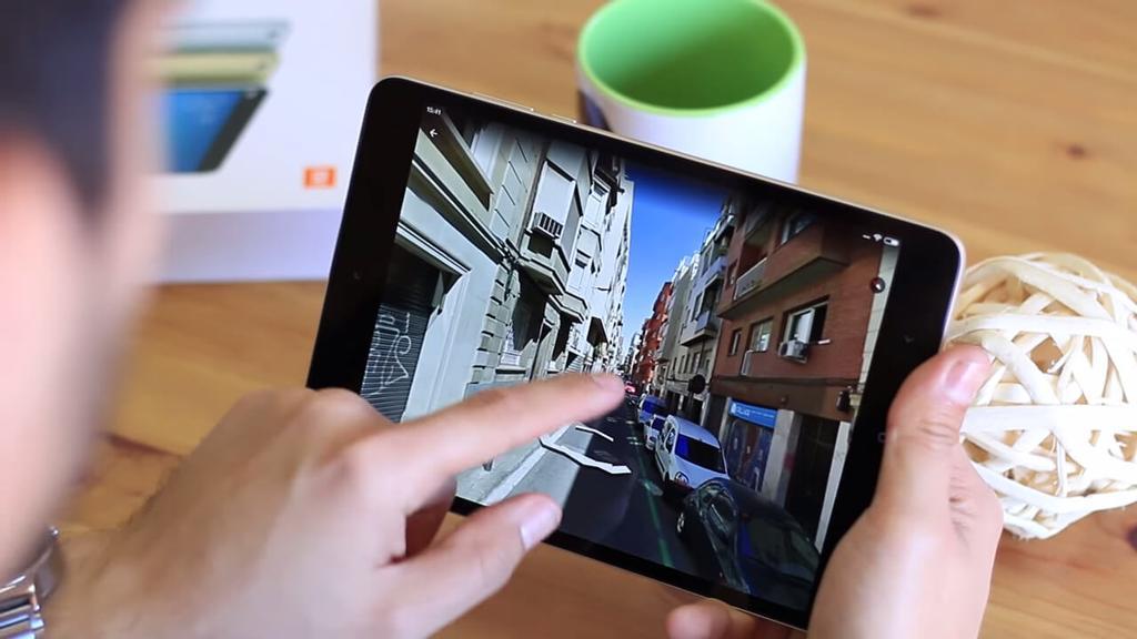 Xiaomi MI Pad 2 procesador