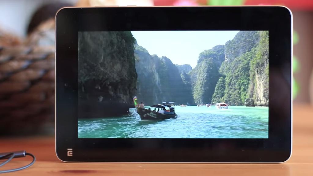 Xiaomi MI Pad 2 pantalla