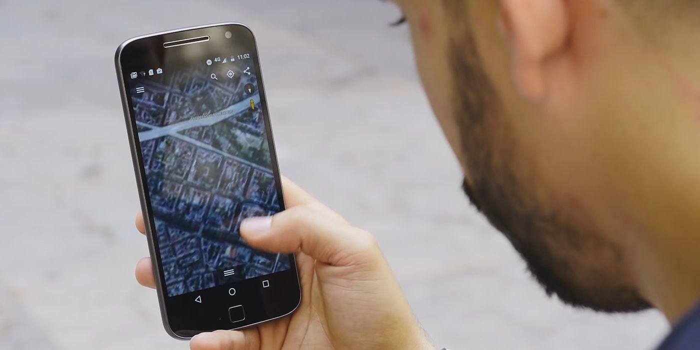 Moto G4 Plus foto portada