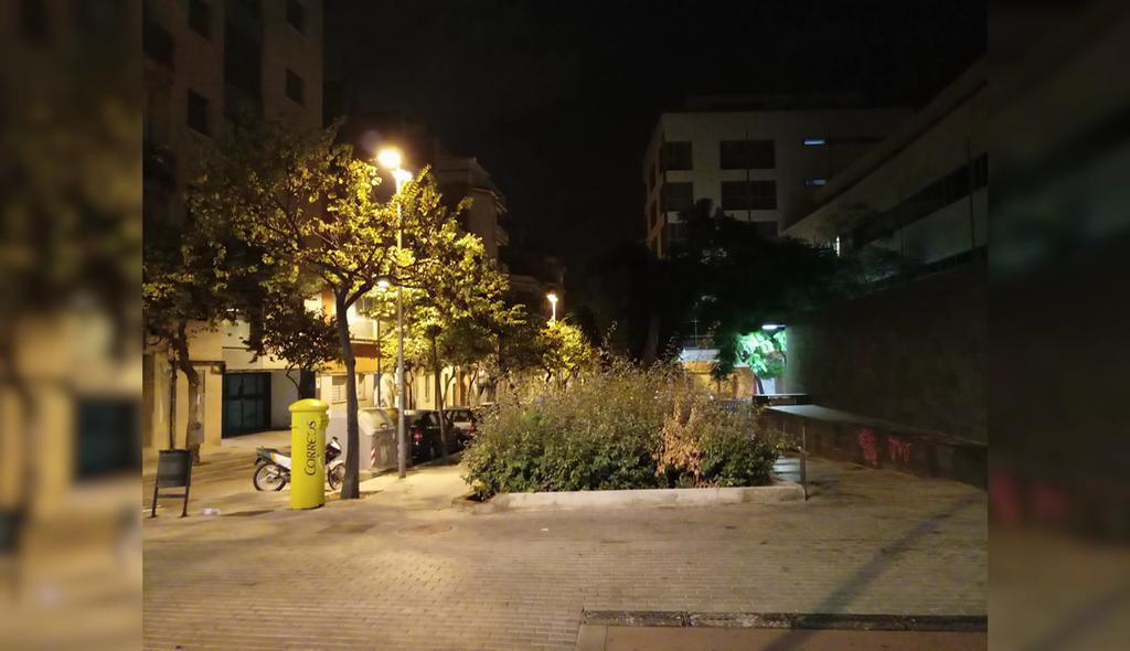 Toma Nocturna