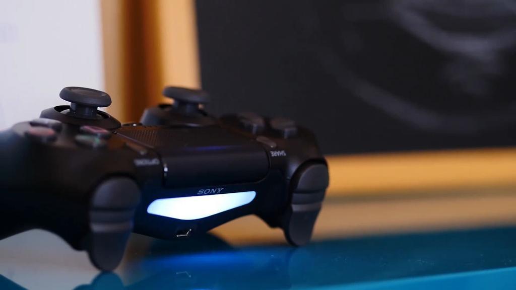 Mando Dualshock 4 de la PlayStation 4 Pro