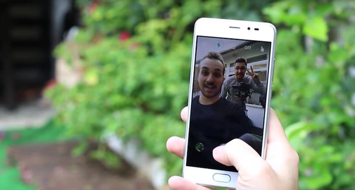Wiko ufeel Prime Selfie