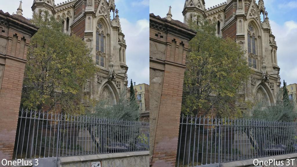 Comparativa de la cámara del OnePlus 3T vs OnePLus 3