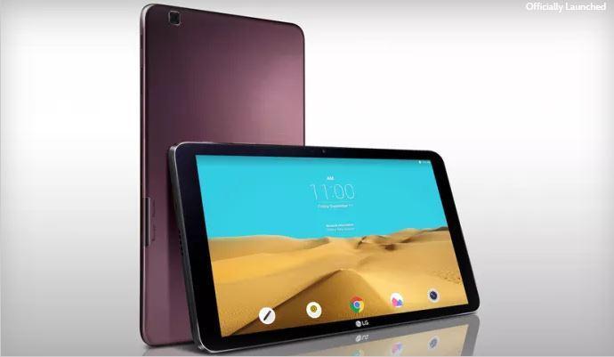 Nuevo tablet LG G pad III 10.1