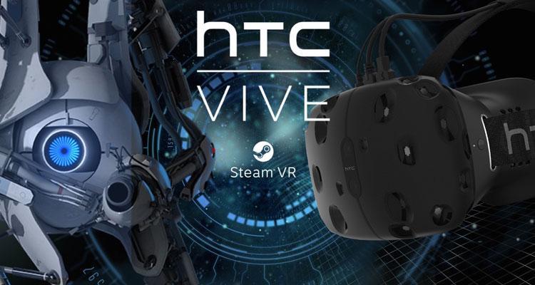 Gafas HTC Vive