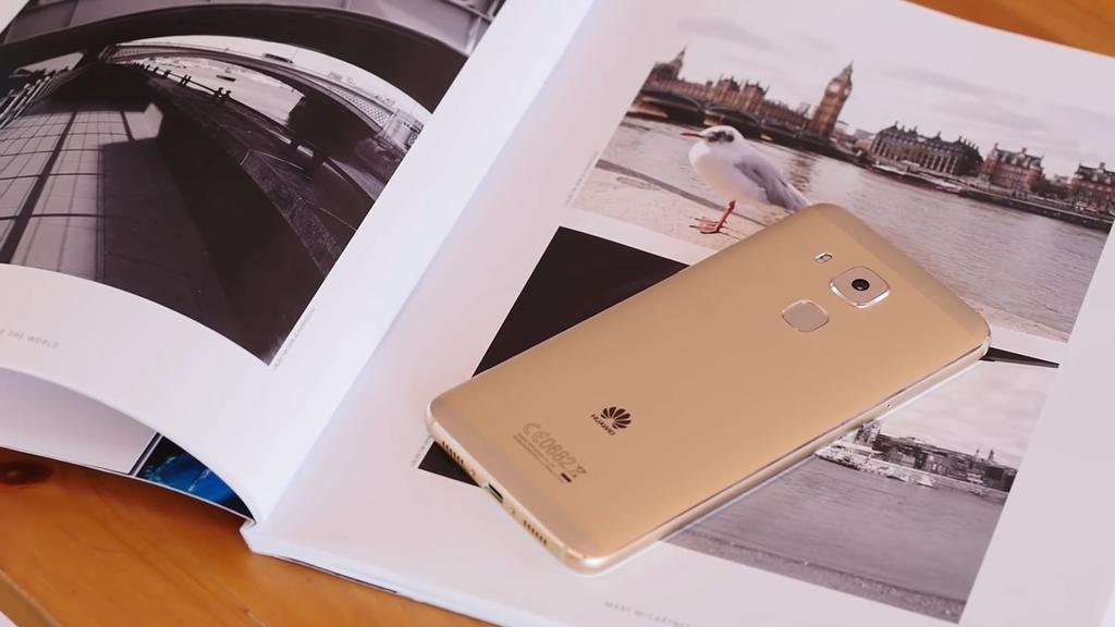 Teléfono Huawei Nova Plus