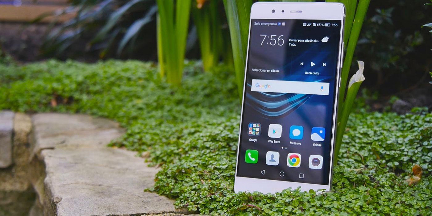 Teléfono Huawei P9