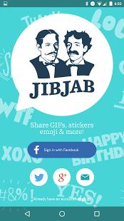 Aplicación JibJab para Android
