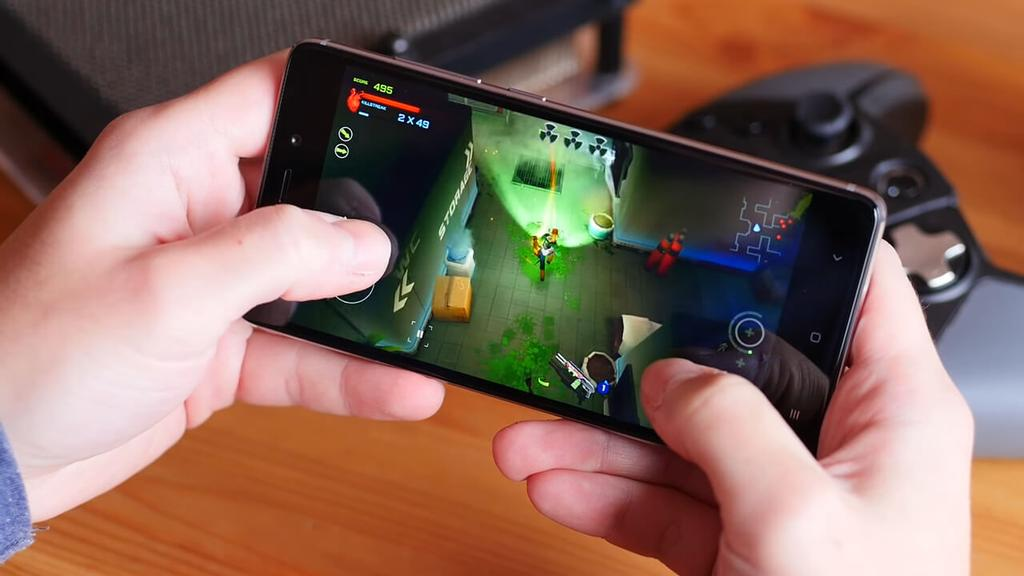 Ejecución de un juego en el Xiaomi Redmi 4 Pro