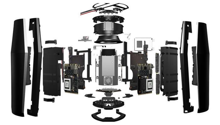Arquitectura de la MSI Vortix G65