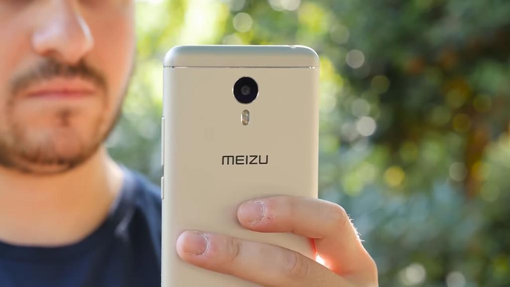 Teléfono Meizu m3 Note