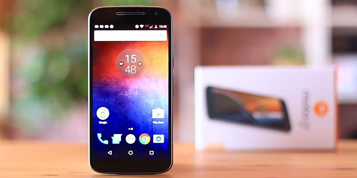 Smartphone Motorola Moto G4