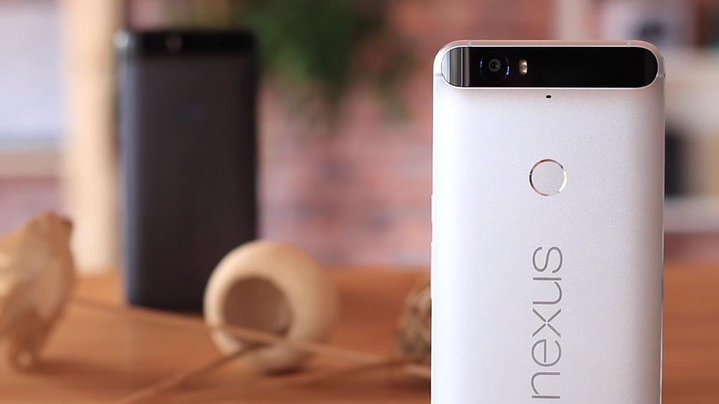 Teléfono Nexus 6P