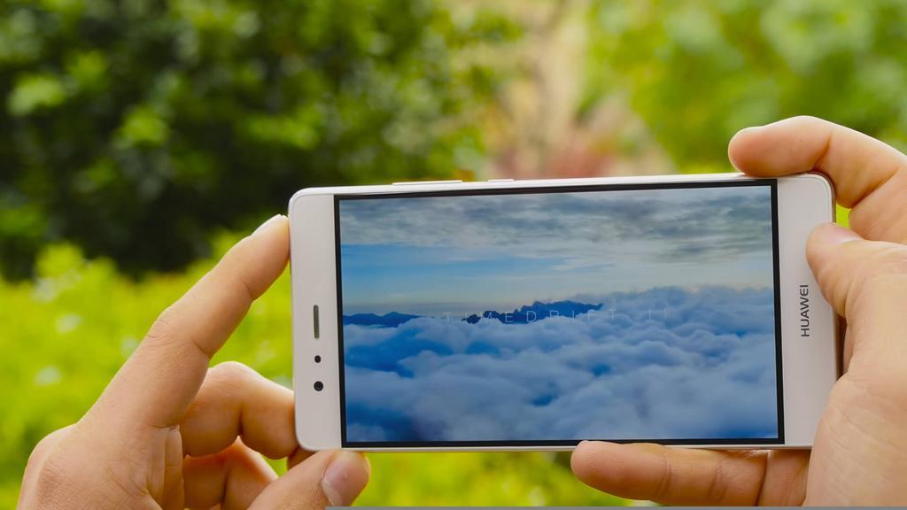 Pantalla del Huawei P9