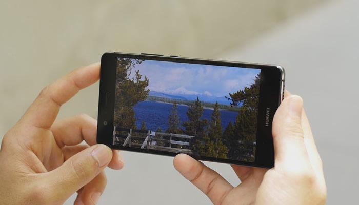 Huawei P9 Lite Pantalla