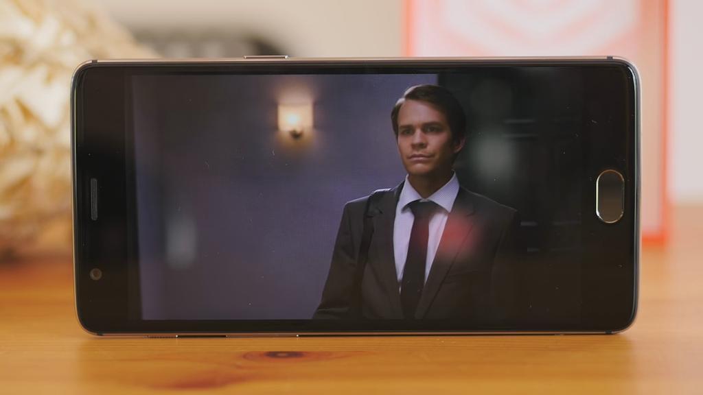 Pantalla del OnePlus 3T