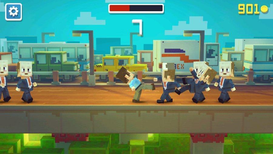 Juego Rush Fight