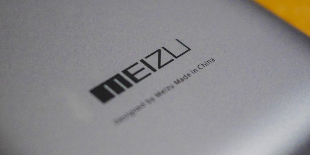 Carcasa trasera de terminal de Meizu