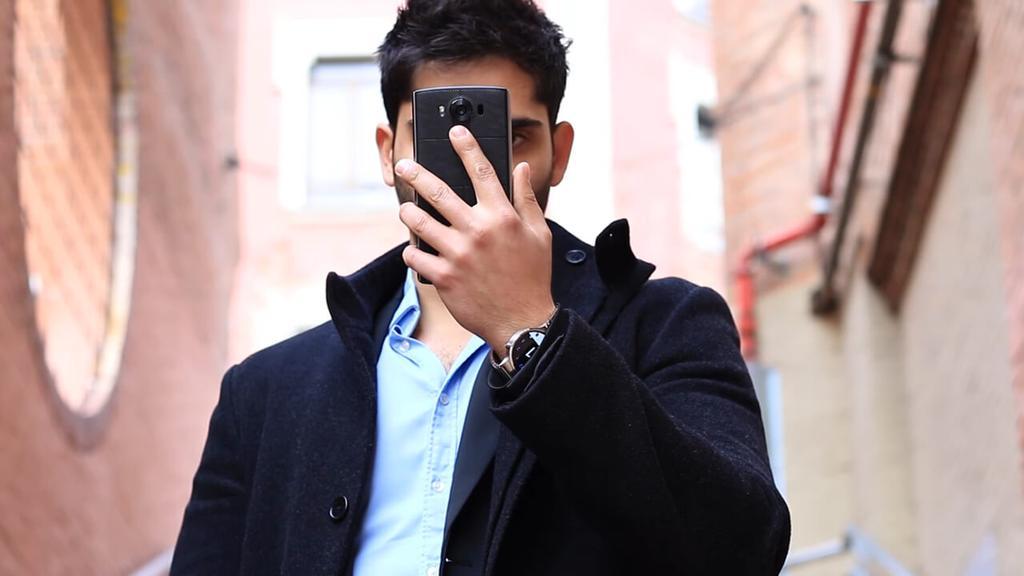 Uso del LG V10