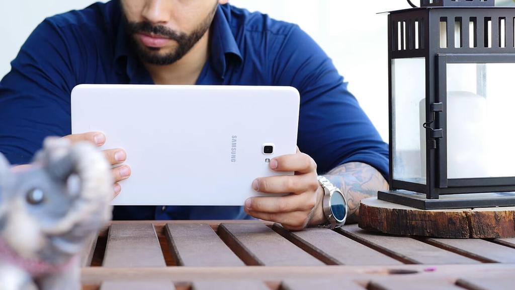 Uso del Samsung Galaxy Tab A6 2016