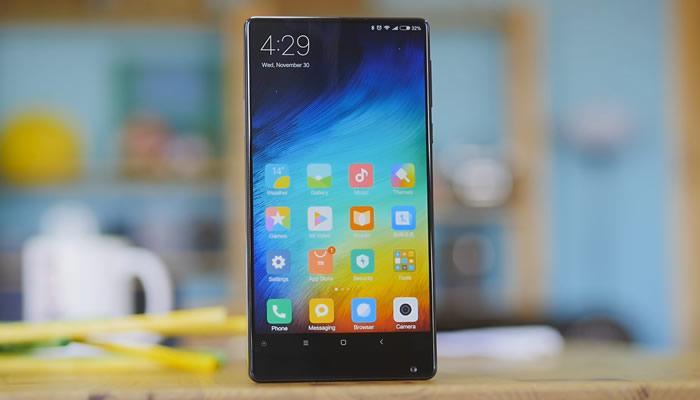 Pantalla del Xiaomi Mi Mix