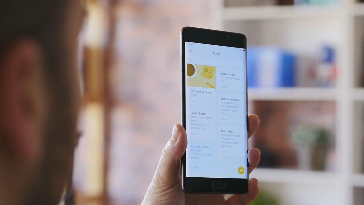 Xiaomi Mi Note 2 azuleo 2