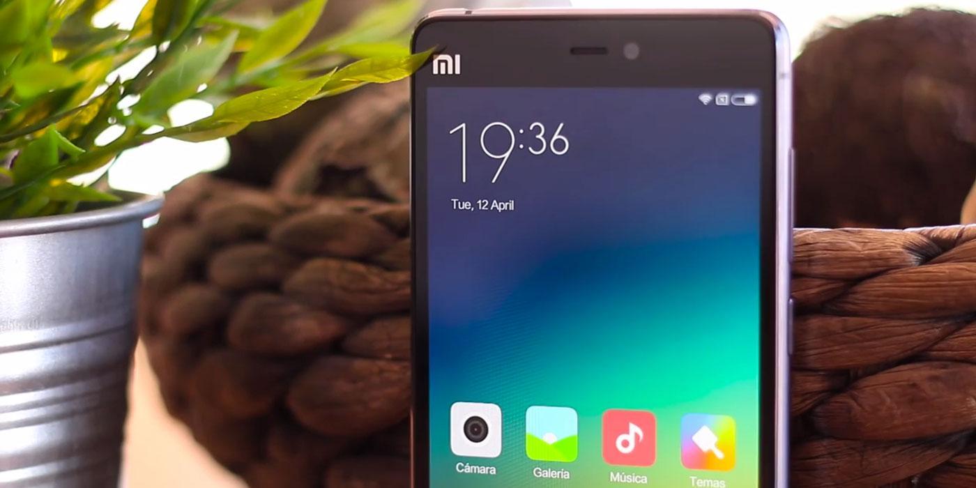 Teléfono Xiaomi Mi 4S