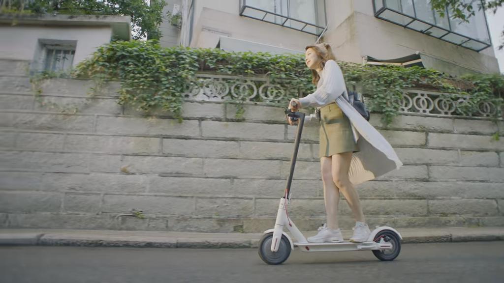 Patinete Xiaomi Mijia