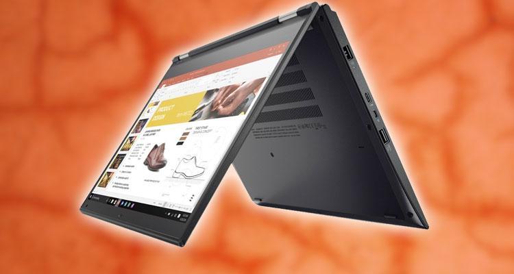 Ordenador convertible Lenovo Yoga 370