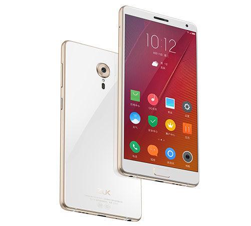 Teléfono Android ZUK Edge blanco
