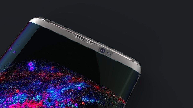 Posible diseño de Samsung Galaxy S8
