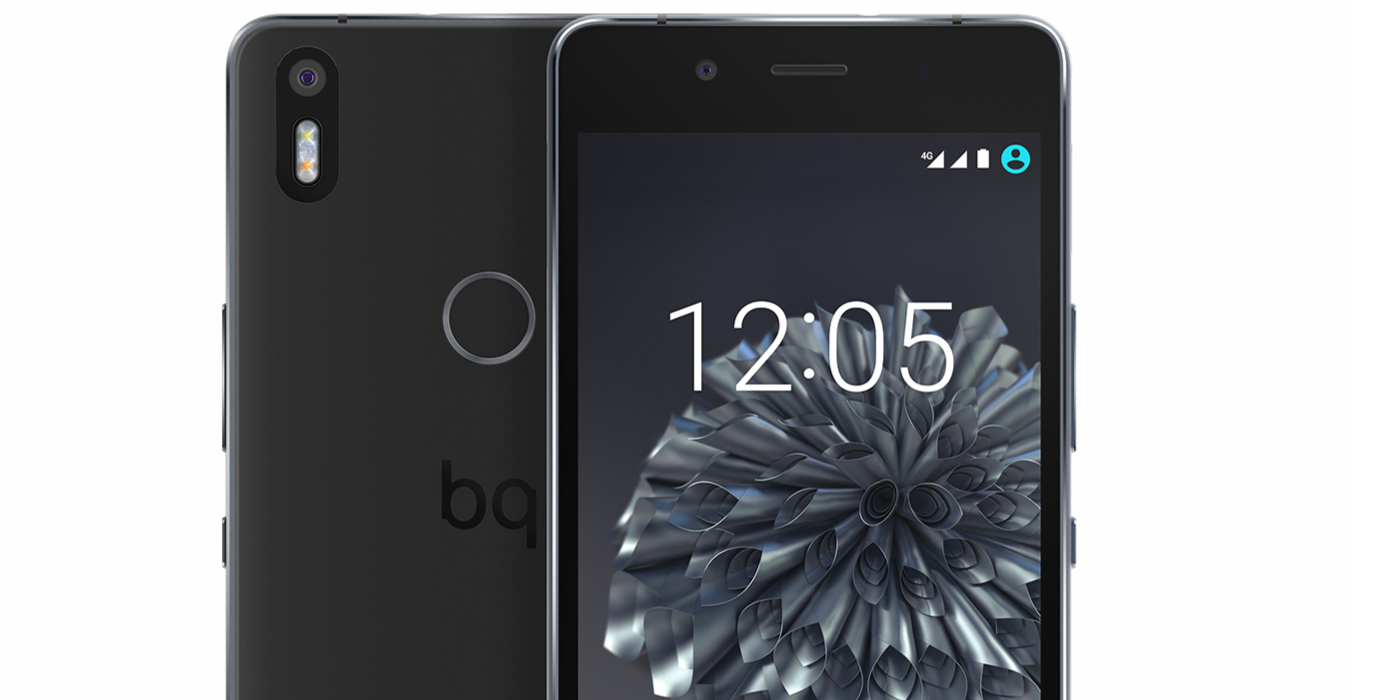 bq Aquaris X5 Plus destacada