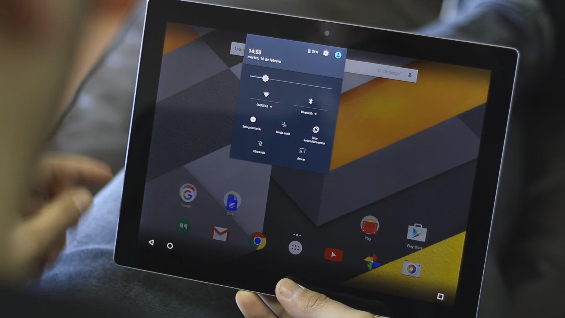 Pixel C de Google