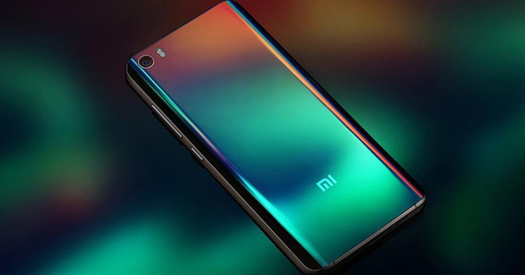 Parte trasera de Xiaomi