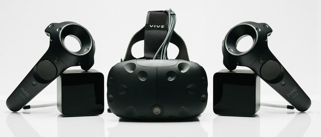Gafas de realidad virtual HTC Vive