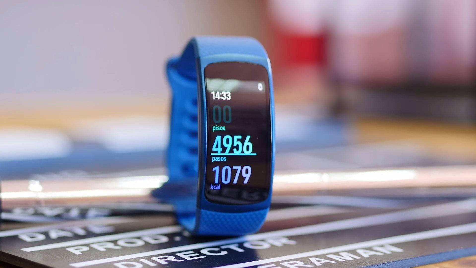 Samsung Gear Fit 2 análisis Topes de gama