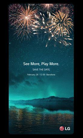 Anuncio de LG G6