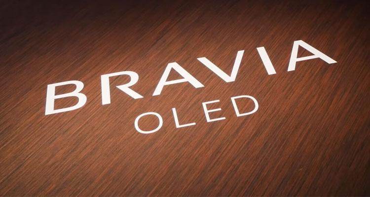 Logo Sony Bravia OLED