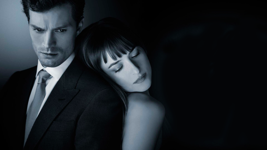 Cincuentas sombras de Grey em Netflix