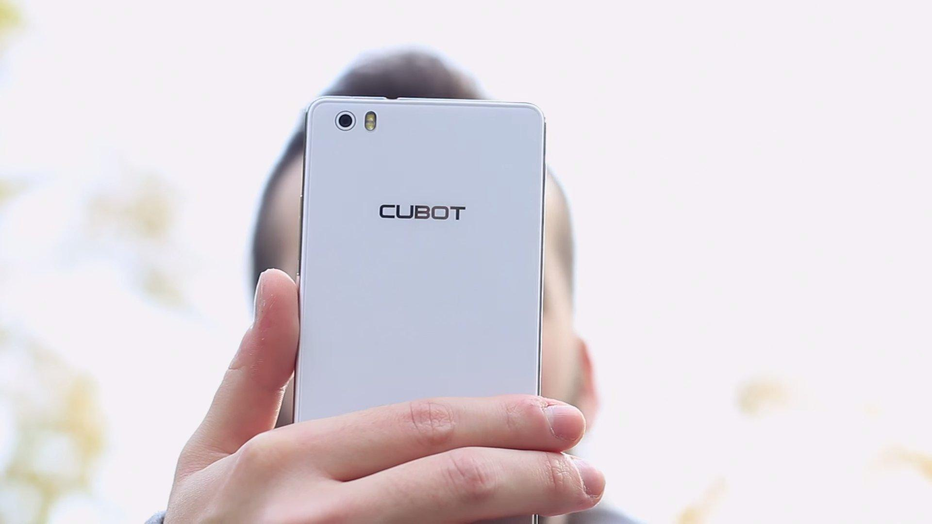 Cubot X16