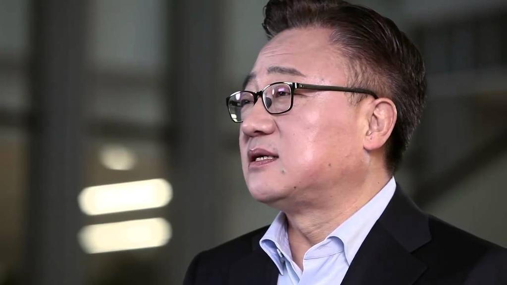 Directivo de Samsung D. J.Koh