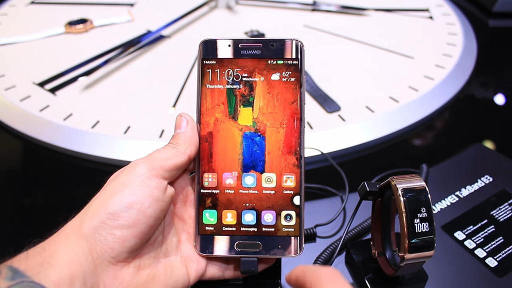 teléfono Huawei Mate 9 Pro