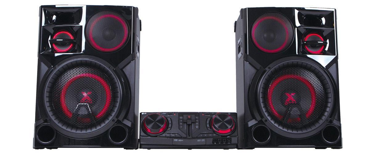 LG productos audio CES 2017