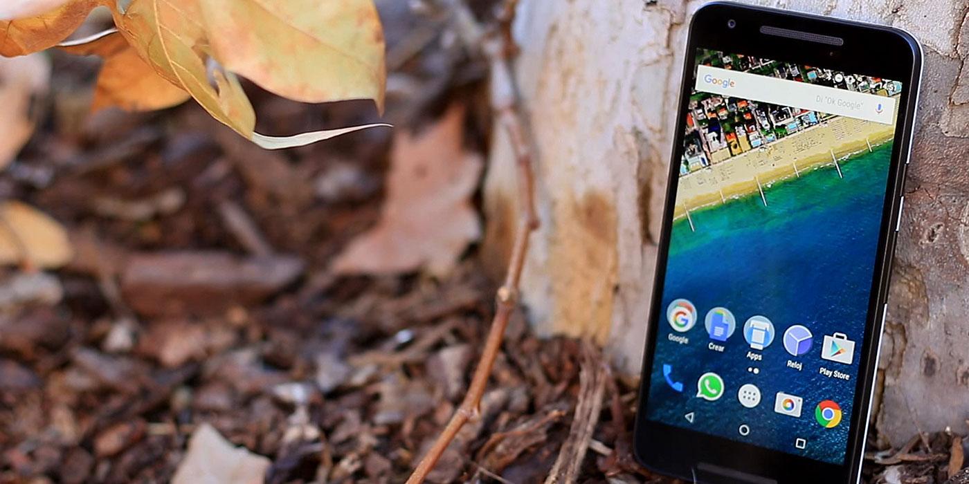 Teléfono Nexus 5X